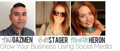 Grow Your Business Using Social Media at BlogPodium