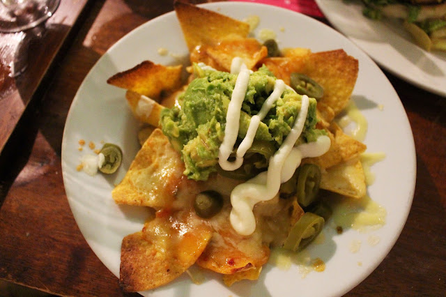 The Baltic Social Nachos