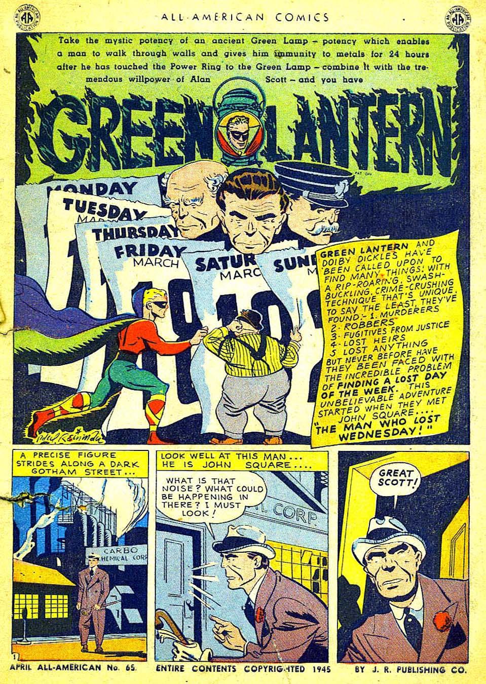 Read online All-American Comics (1939) comic -  Issue #65 - 3