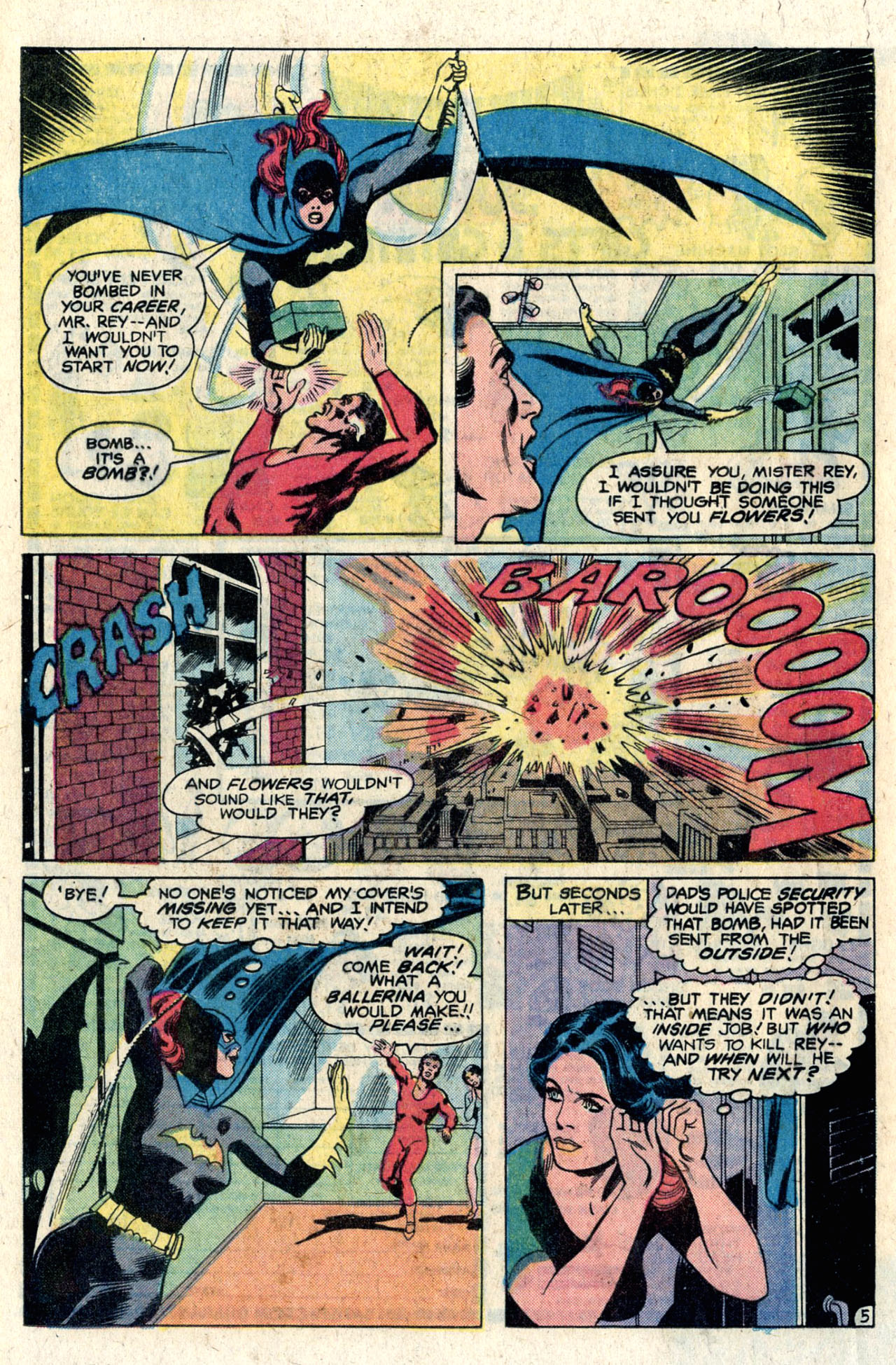 Detective Comics (1937) 490 Page 35