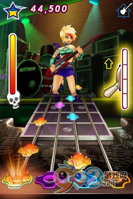 搖滾吉他之旅(Guitar Rock Tour),令人熱血沸騰的音樂遊戲!