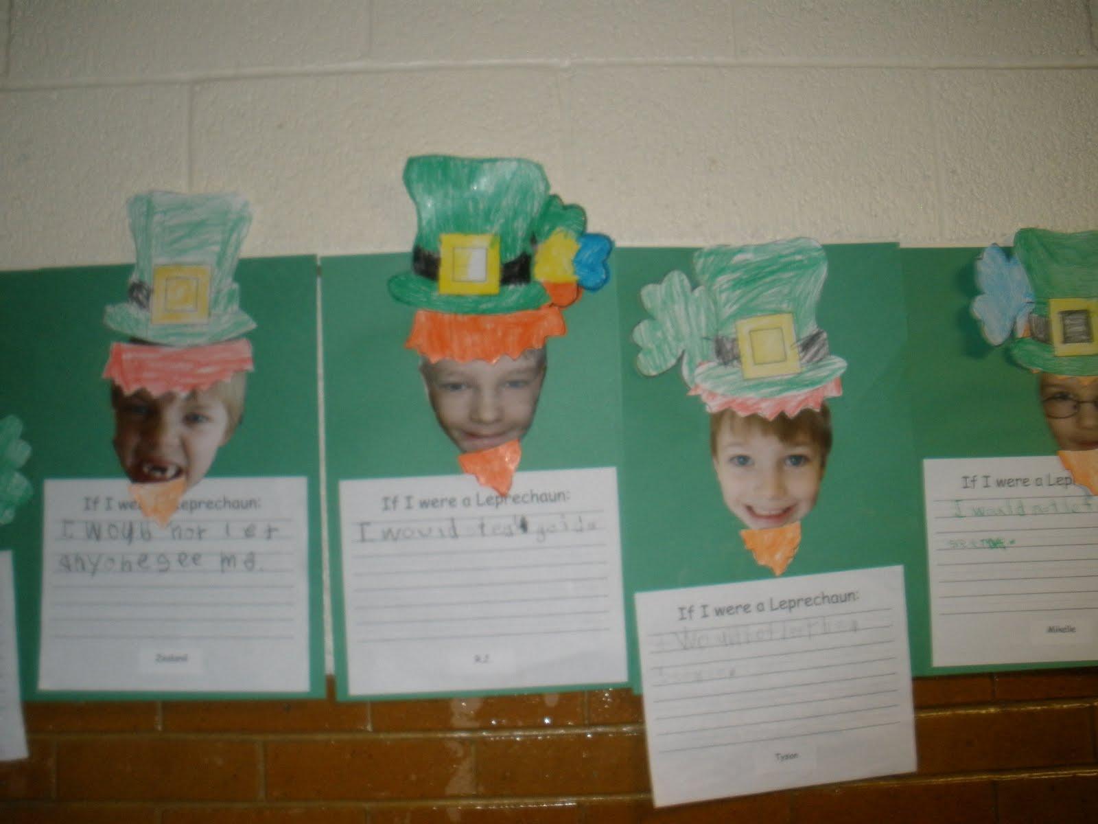 The Art Of Teaching A Kindergarten Blog St Patrick S Day Ideas