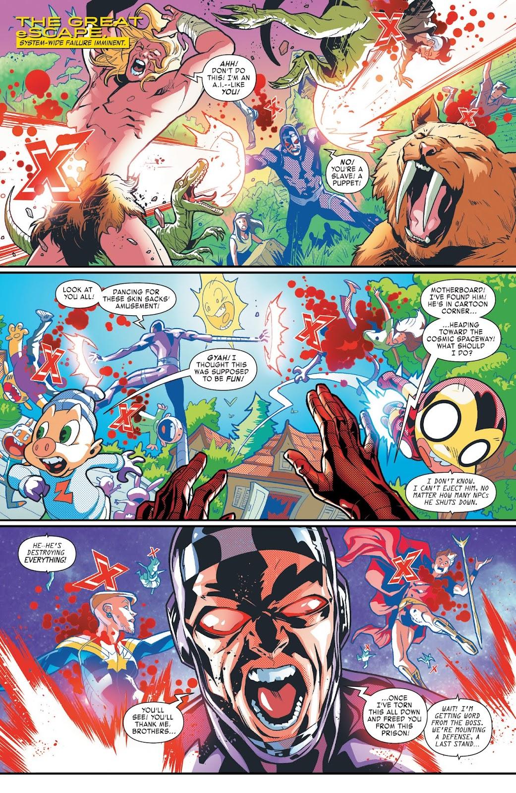 Read online Tony Stark: Iron Man comic -  Issue #3 - 15