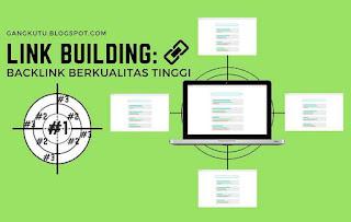 LINK BUILDING: Backlink Berkualitas Tinggi