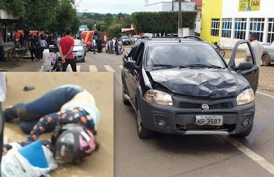 Motociclista perde a vida após grave acidente em Jaru