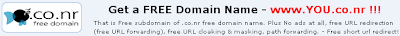 Best Free Domain Name Providers