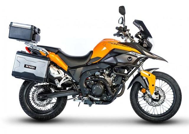 Zongshen RX3 Motorcycles - Kham Voyage