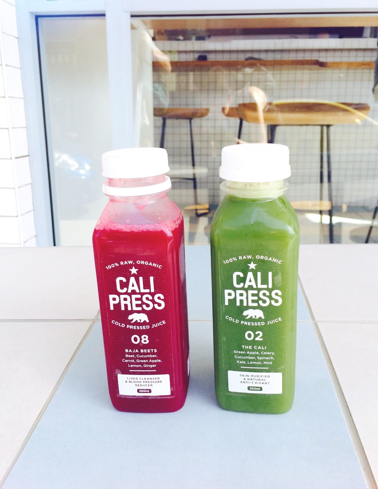 Cali Press Juices Bondi