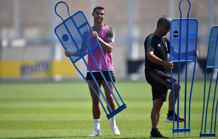 """Hugo Aveiro: """"Cristiano će uspijeti u Juventusu"""""""