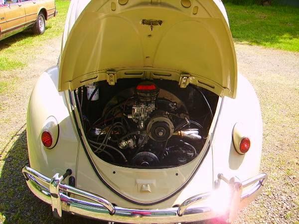 1957 VW Oval Window for Sale - Buy Classic Volks