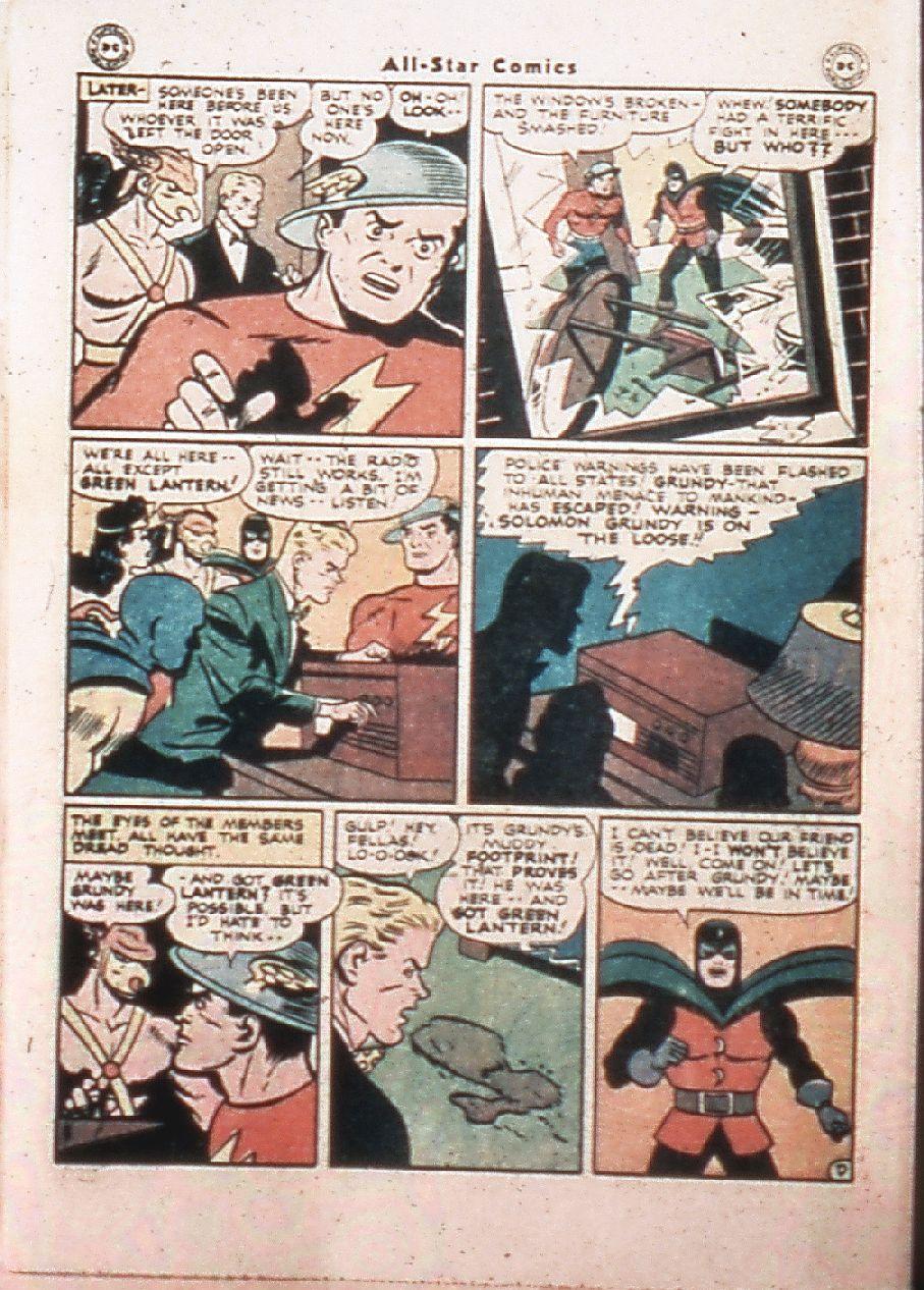 Read online All-Star Comics comic -  Issue #33 - 6
