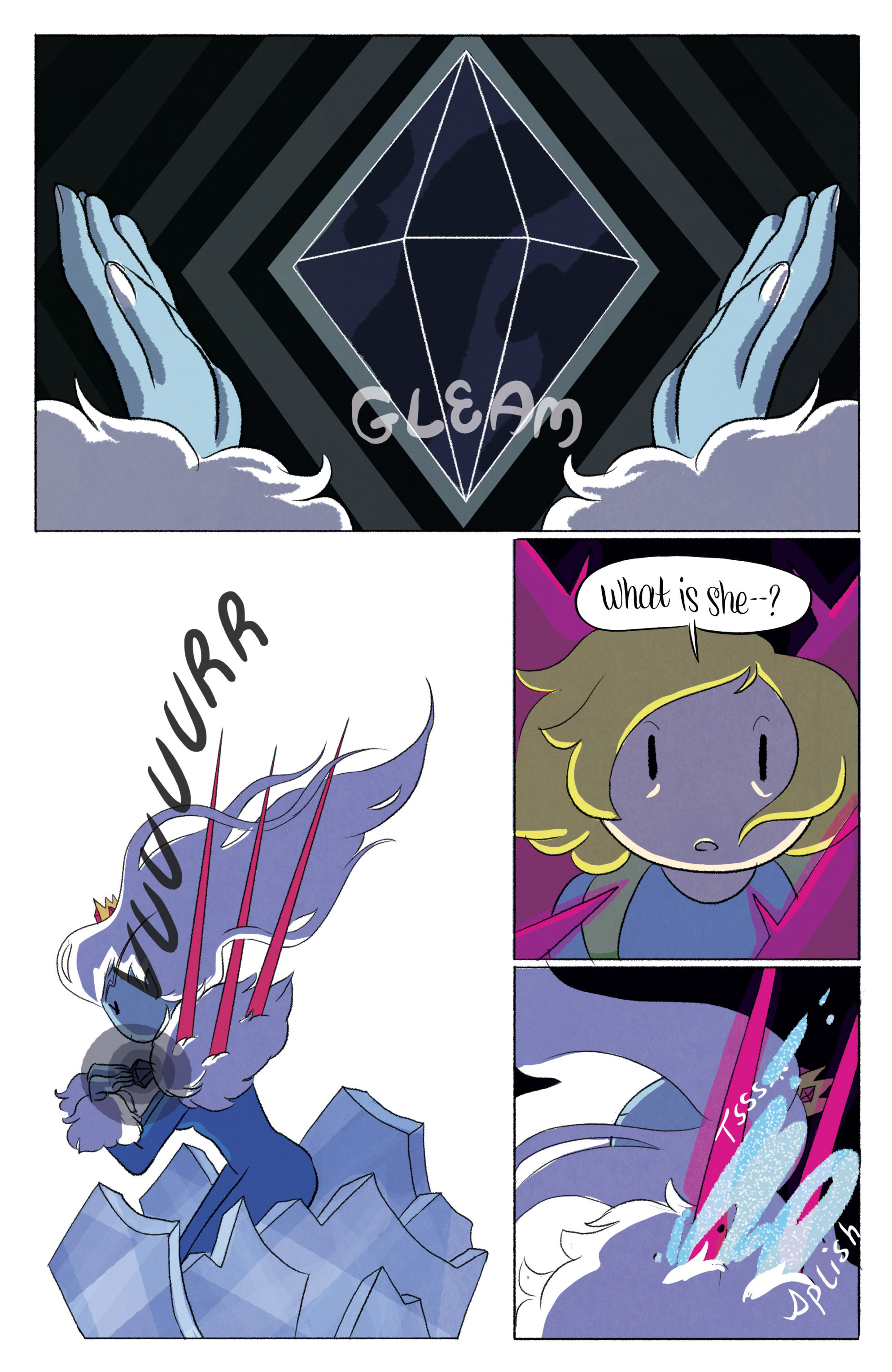 Read online Adventure Time with Fionna & Cake comic -  Issue #6 - 17