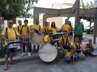 Banda Tambores Altorricón