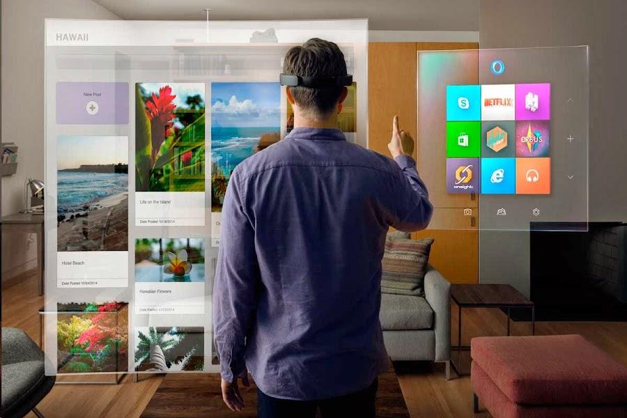 HoloLens-Windows-10