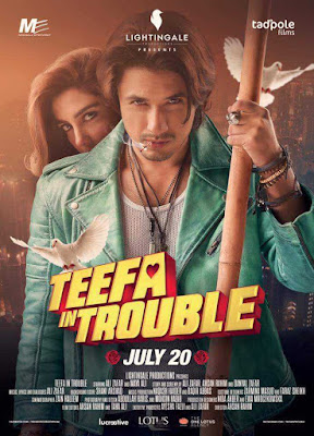 Teefa in Trouble 2018 Urdu 720p WEBRip ESub 1.1GB