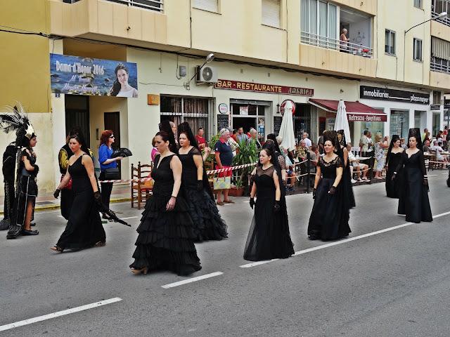 Fiesta w Calp jak wyglądają święta w Hiszpanii