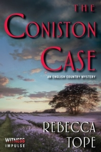 Book Showcase: The Coniston Case by Rebecca Tope