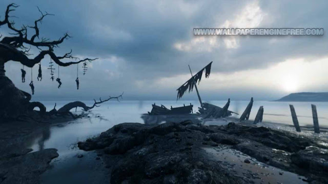 Download Hell Blade Death-Scene Wallpaper Engine