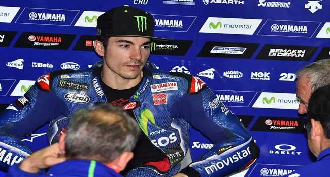 Maverick Vinales Tidak Setuju Dengan Pernyataan Dari Rossi Terkait Performa Motor Yamaha