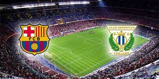 مشاهدة مباراة برشلونة وليغانيس بث مباشر بتاريخ 16/6/2020 الدوري الاسباني