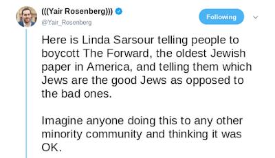 U.S. Political Activist Linda Sarsour: The Prophet Muhammad Was a Human Rights Activist Rosenberg