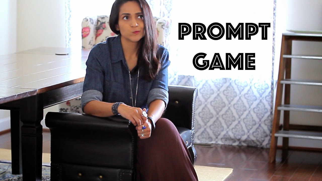 YouTube Series, Prompt game, Tanvii.com, long drives, family games