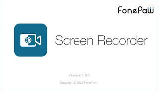 FonePaw Screen Recorder 1.0.0 Multilingual Full Version