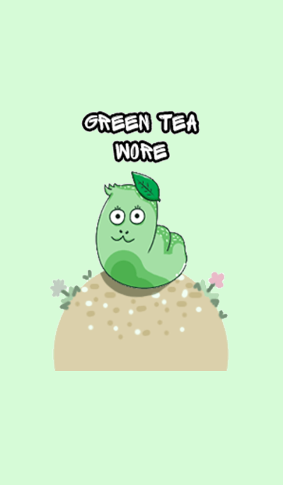 Green tea wore