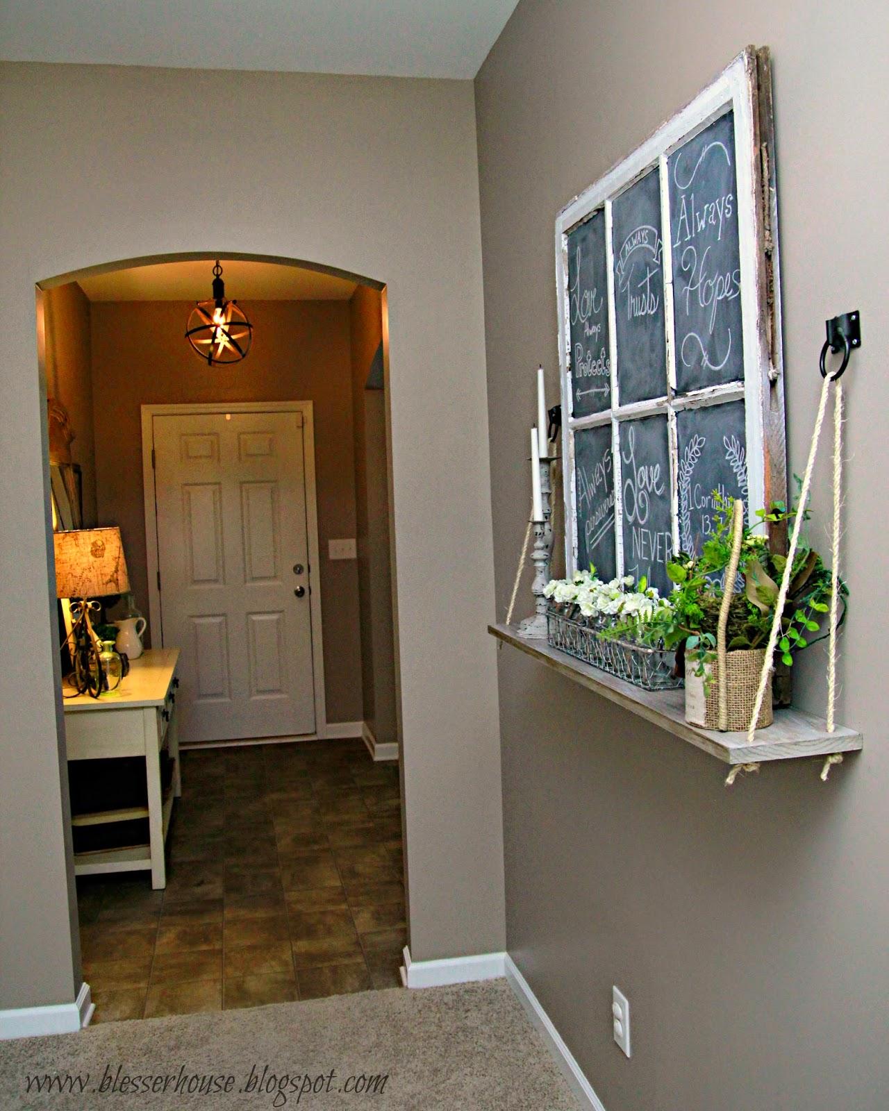 Wall Ledge Design Ideas : But first let me make a shelfie bless er house