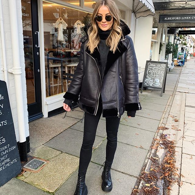 Wear This All Black Outfit for an Easy Fashion Fix