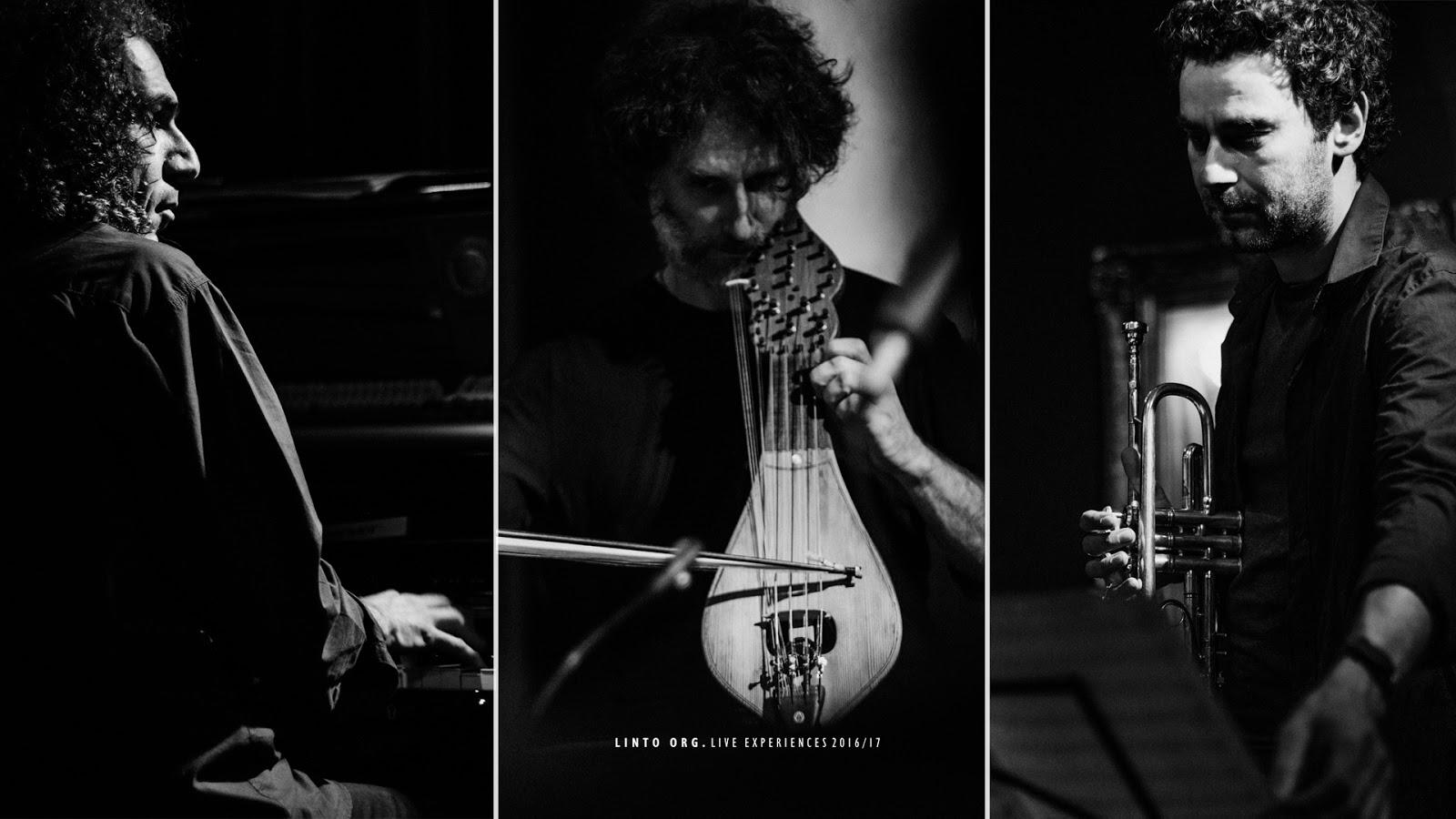 Stavros Lantsias Trio at Linto