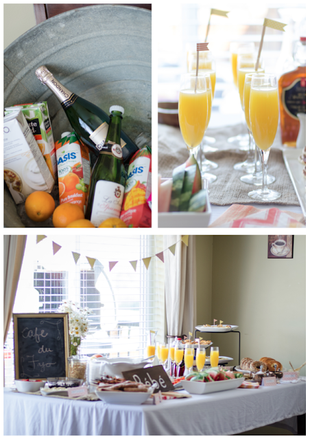 A Bright Brunch Details- lemonthistle.blogspot.com