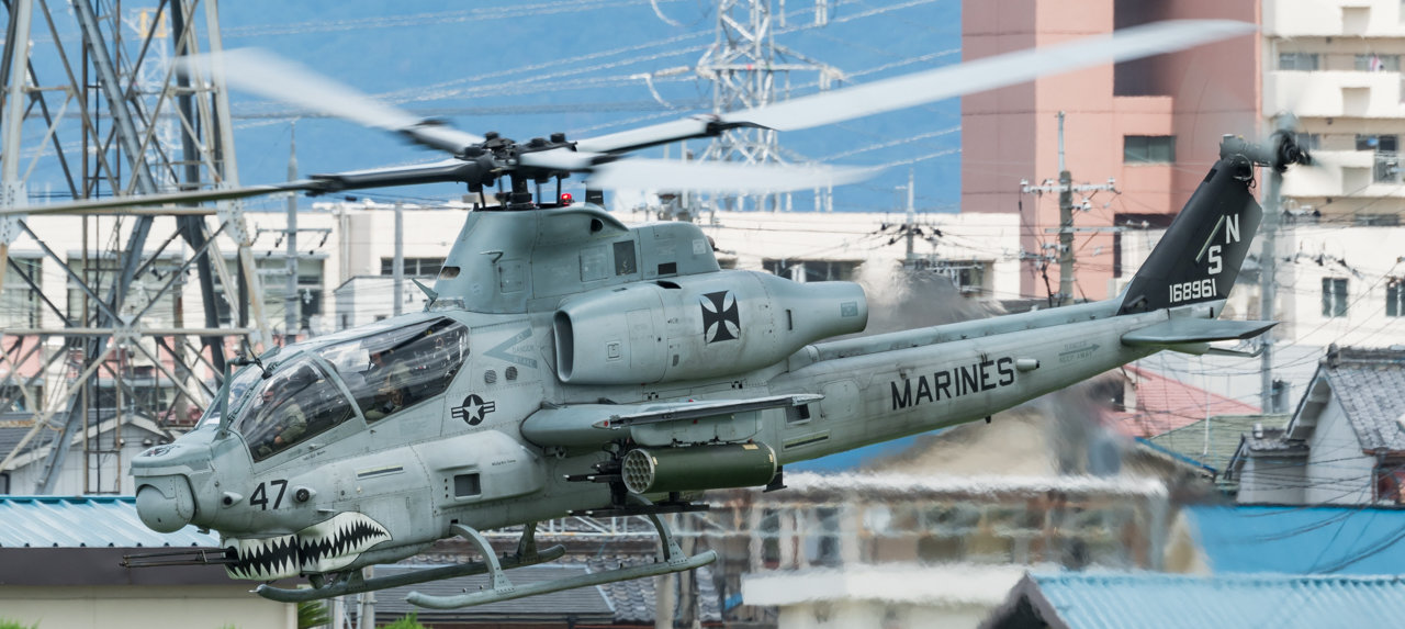 The Modelling News: In-Boxed: 1/35th scale USMC AH-1Z