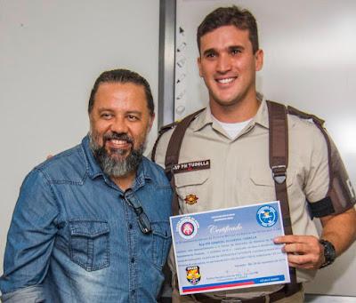 Policia Militar de Canavieiras ganha capacitação para operar drone