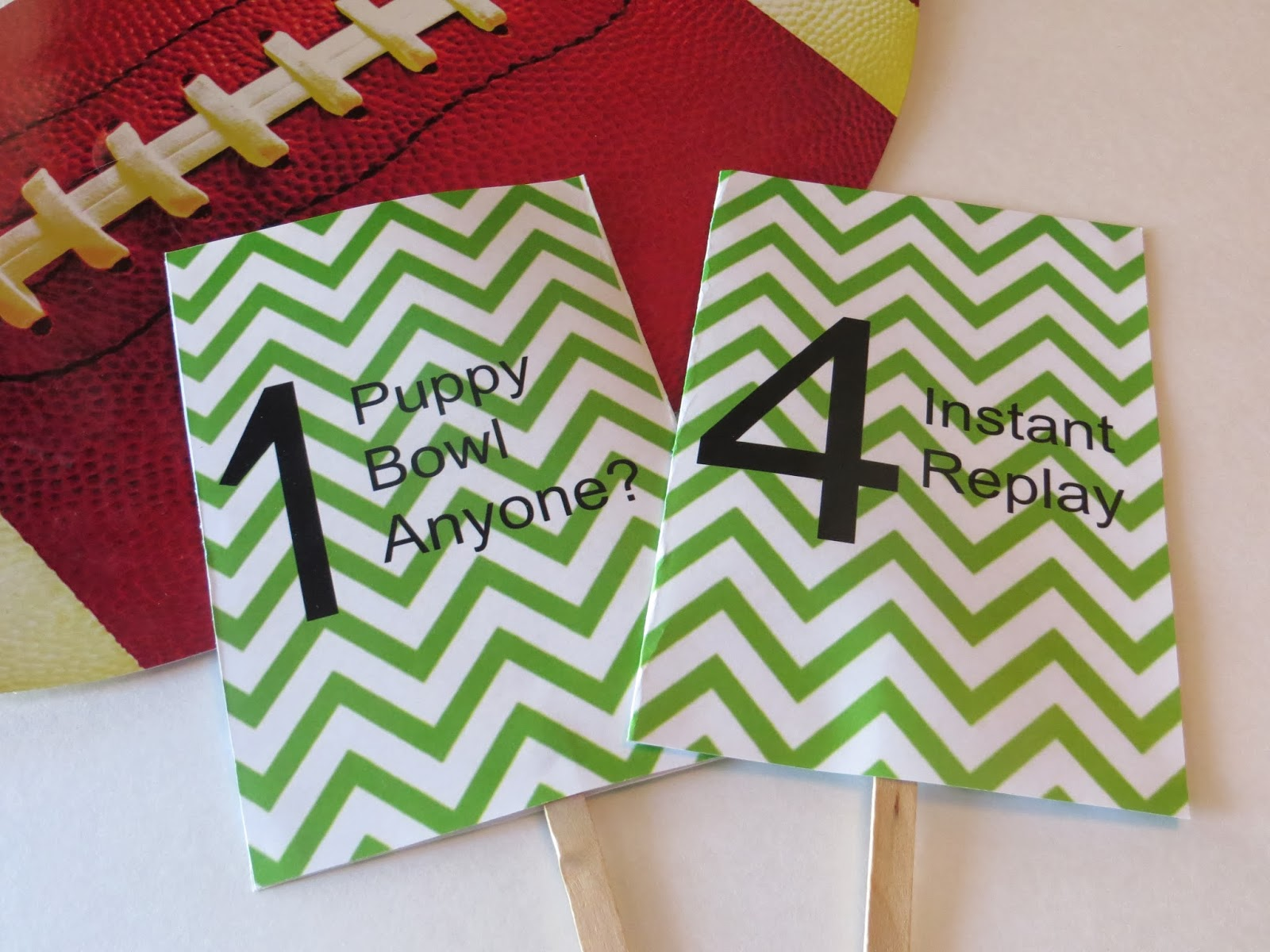 You Judge Super Bowl Commercials Free Printables