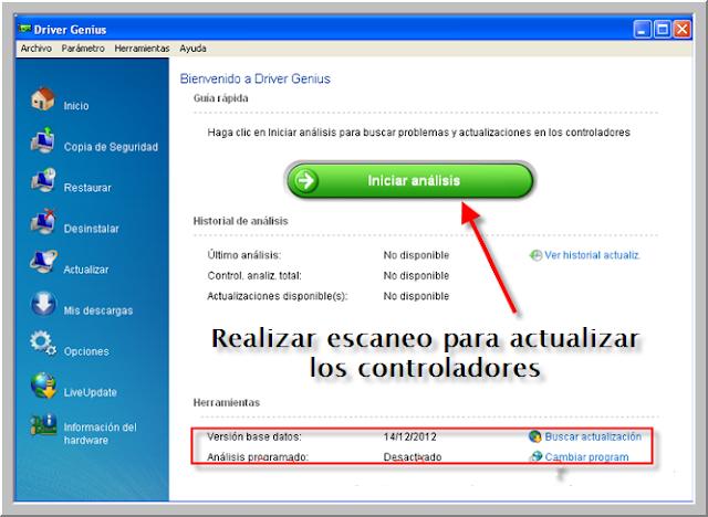 DPC_WATCHDOG_VIOLATION Pantalla azul Windows 8 solución 2
