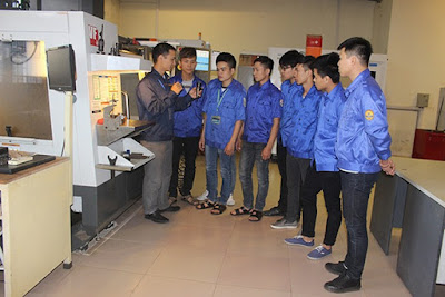 việc làm ngành cơ khí chế tạo máy