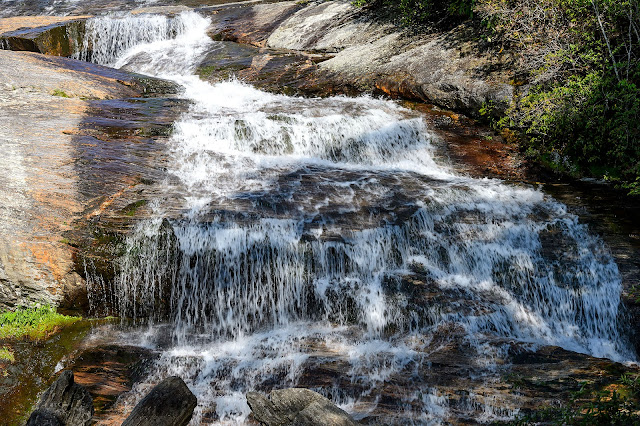 Graveyard Fields - Lower Falls