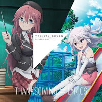 Download Ending Theme Character Song Trinity Seven The Movie Full Version