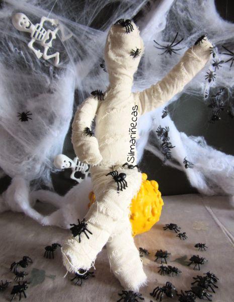 momia halloween