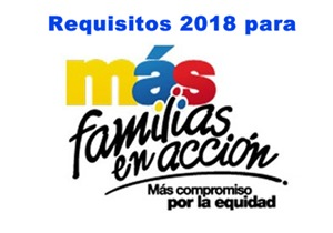 Familias en Acción 2018: conoce los requisitos para ser beneficiario