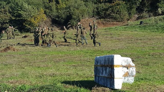 Γιάννενα: Εντατικές οι πρόβες για την αναπαράσταση της μάχης του Καλπακίου