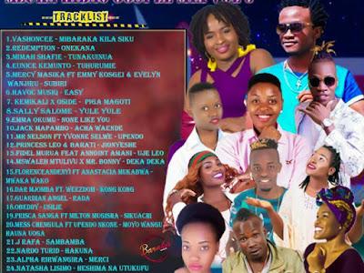 DOWNLOAD MIXTAPE: VJ Spice Kenya - Mzuka Kibao Gospel Mix VOL 5