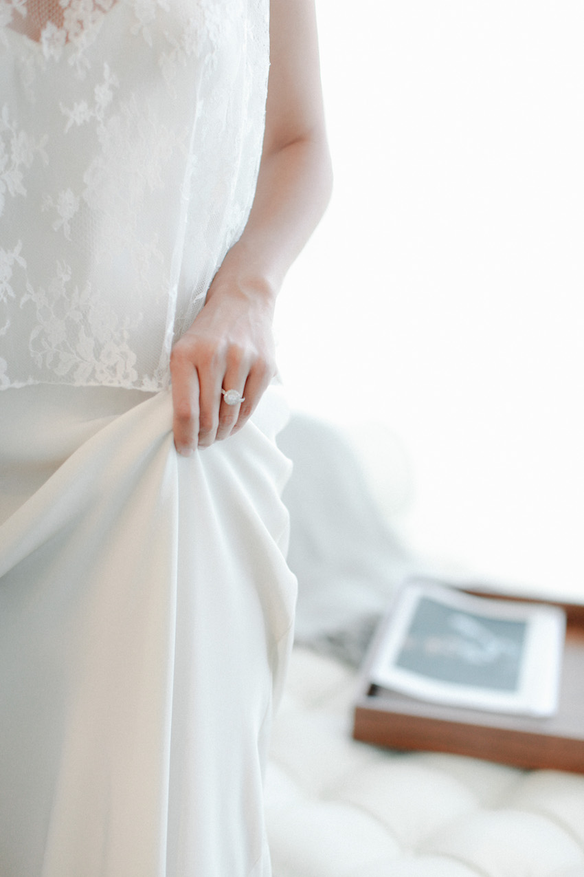 The Singular Bride, featuring LOHO Bride. Photo by Kristine Lopez. | HONEY & SILK