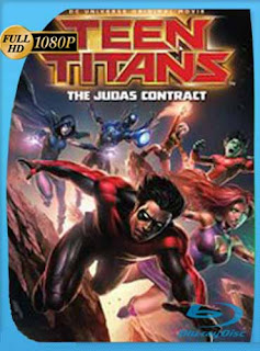 Teen Titans: The Judas Contract 2017 HD [1080p] Latino [GoogleDrive] SilvestreHD