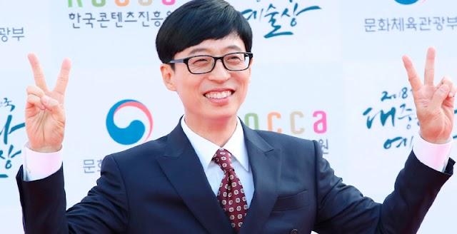Yoo Jae Suk habló sobre su bebé y su próximo programa de variedades