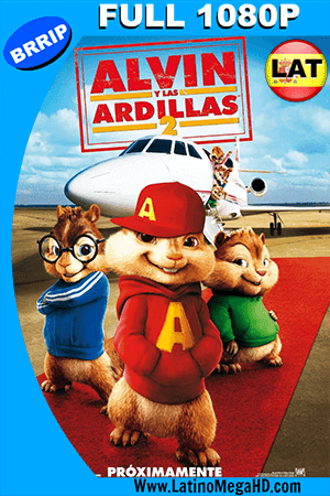 Alvin Y Las Ardillas 2 (2009) Latino Full HD 1080P ()