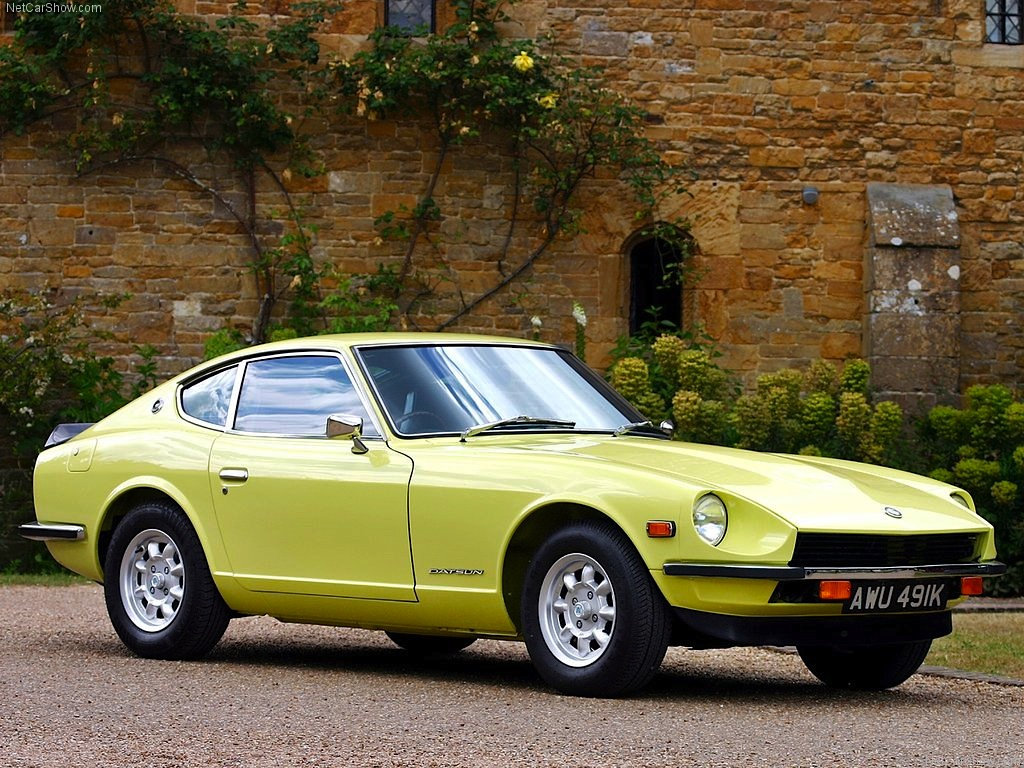 FAB WHEELS DIGEST (F.W.D.): Datsun 240Z