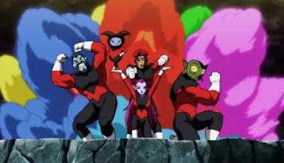 Las Tropas del Orgullo: Kahseral, Tupper, Zoiray, Cocotte y Kettol.