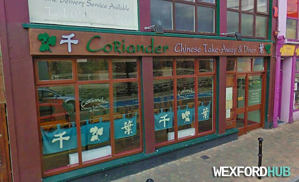Coriander, Wexford